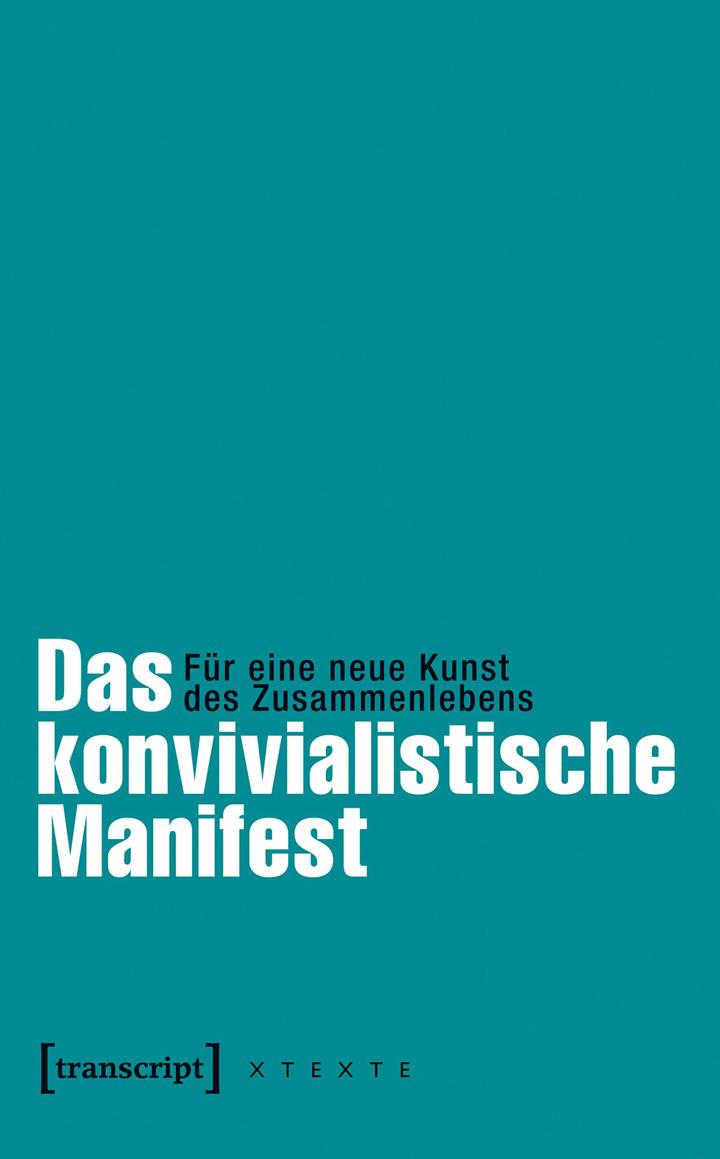 Cover Das konvivialistische Manifest