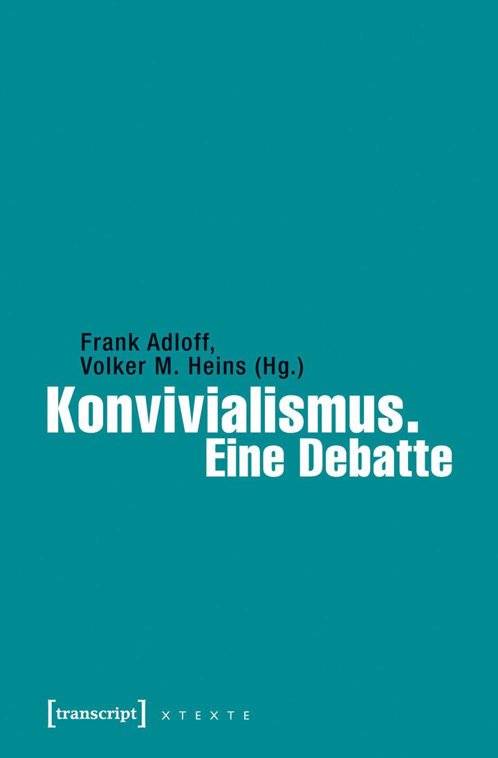 Cover Konvivialismus. Eine Debatte