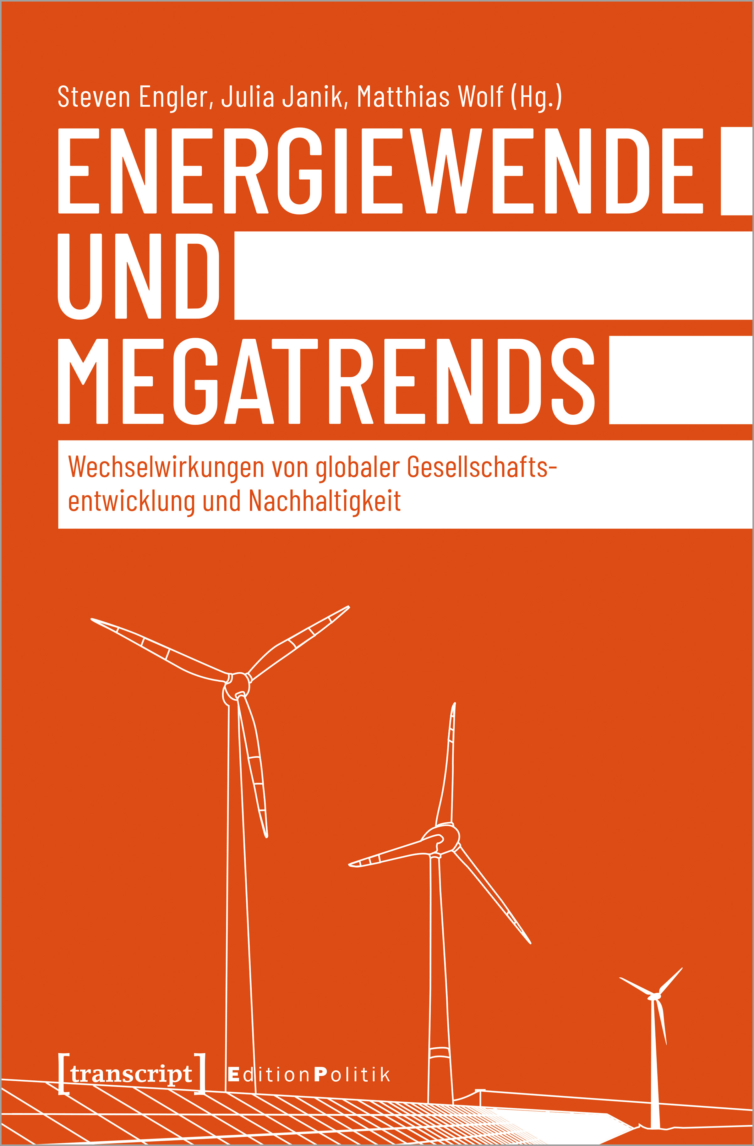 Cover Energiewende Megatrends