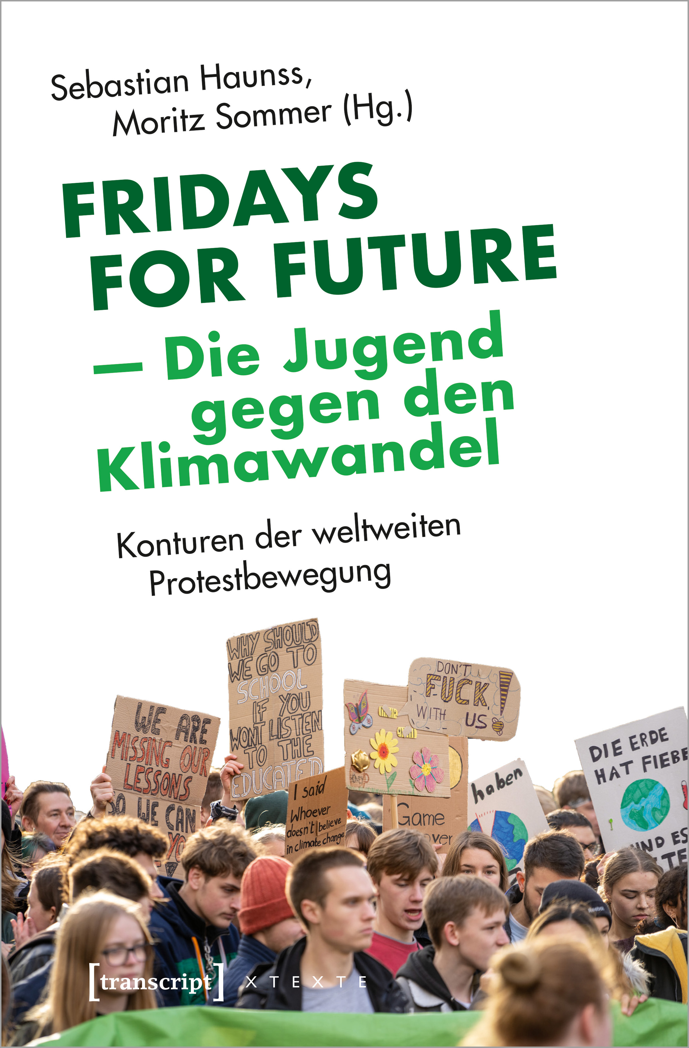 Cover Fridays for Future