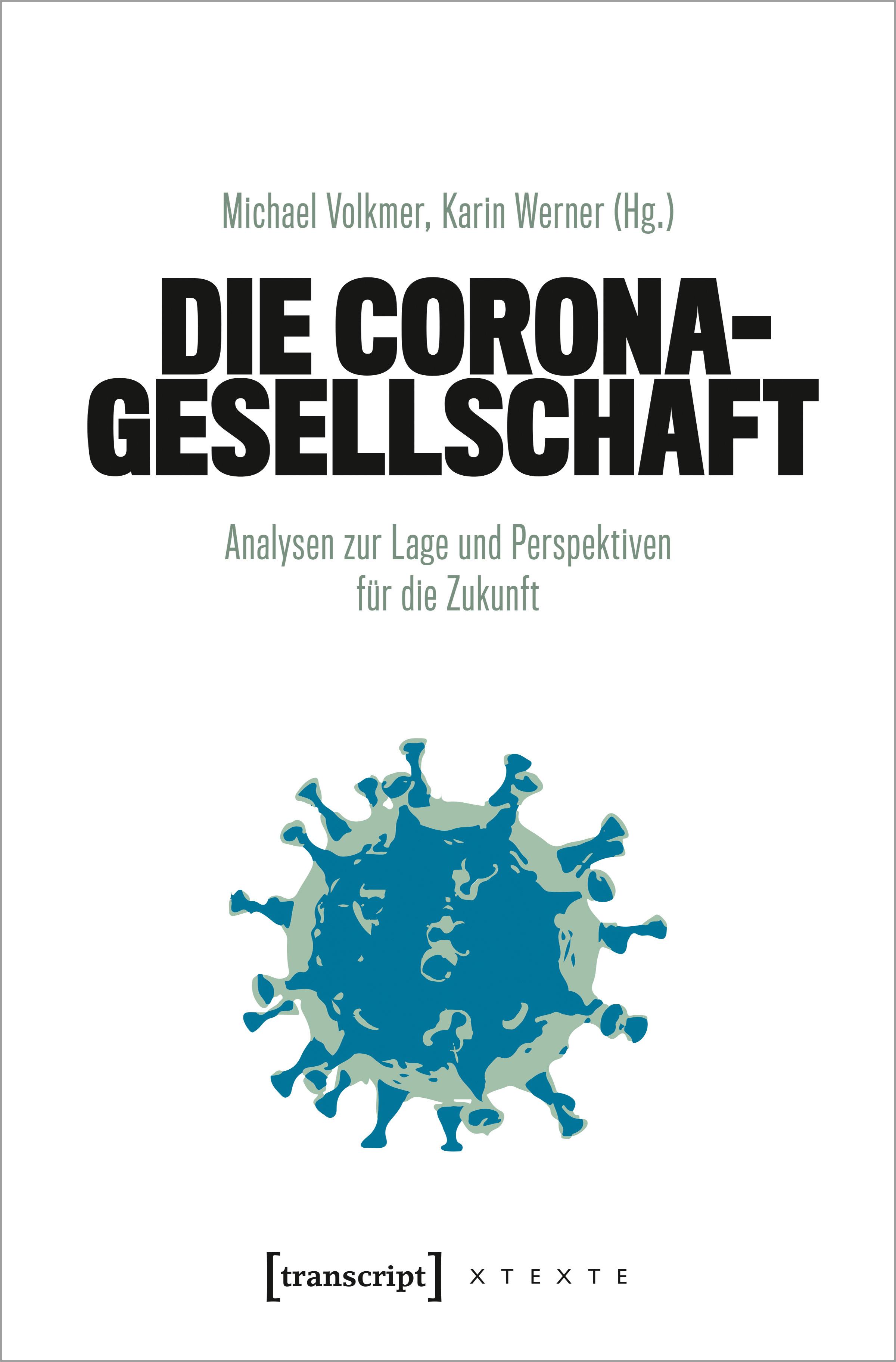 Cover Die Corona-Gesellschaft